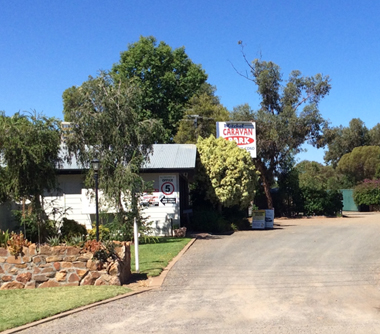 One of NSW's Most Beautiful Caravan Parks